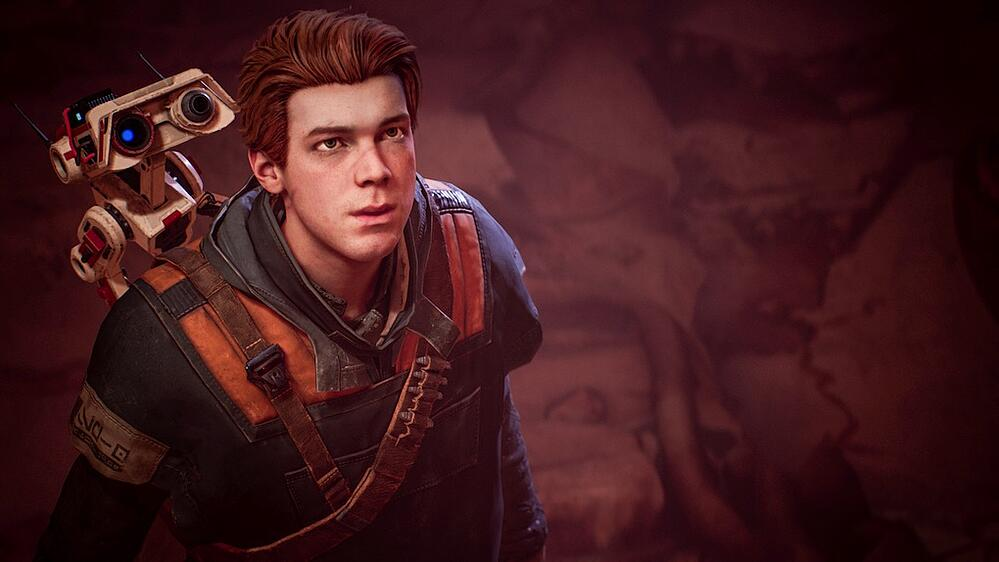 cal kestis and bd-1 in star wars jedi fallen order