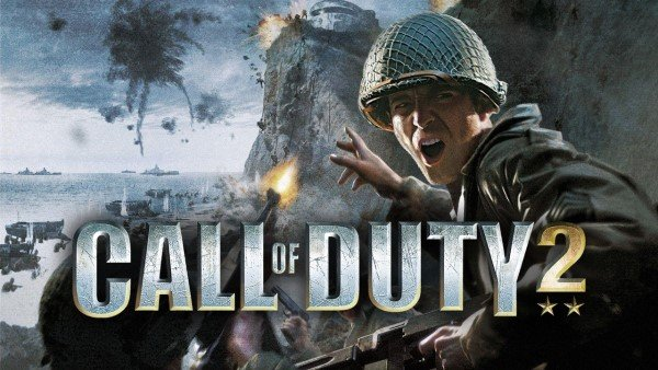 call of duty 2 released on october 25, 2005