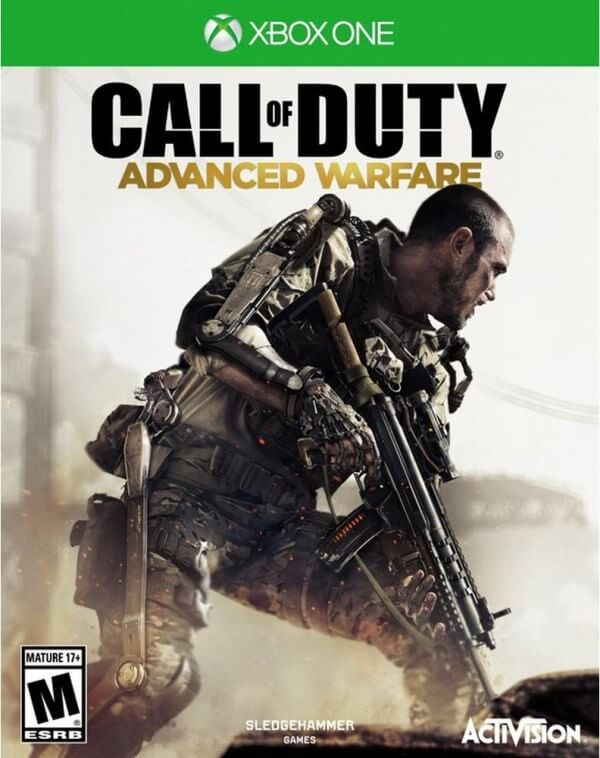 call of duty advanced warfare released on november 4, 2014