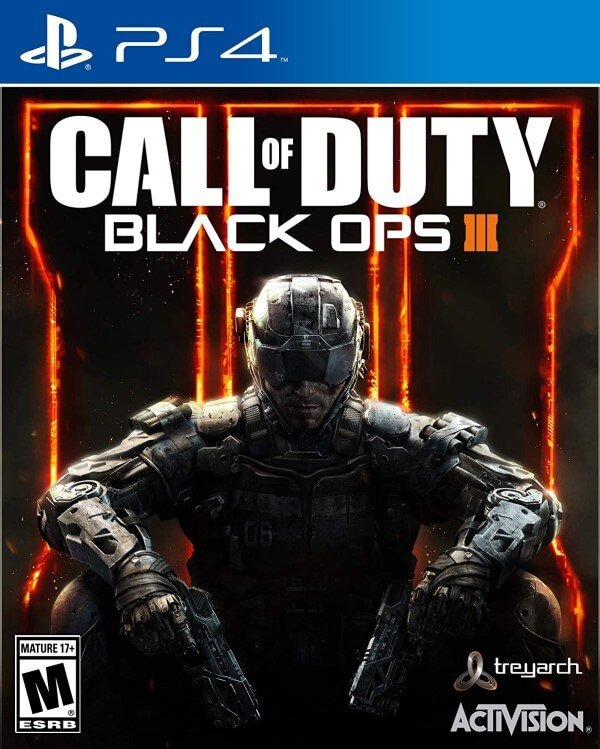 call of duty black ops 3 released on november 6, 2015