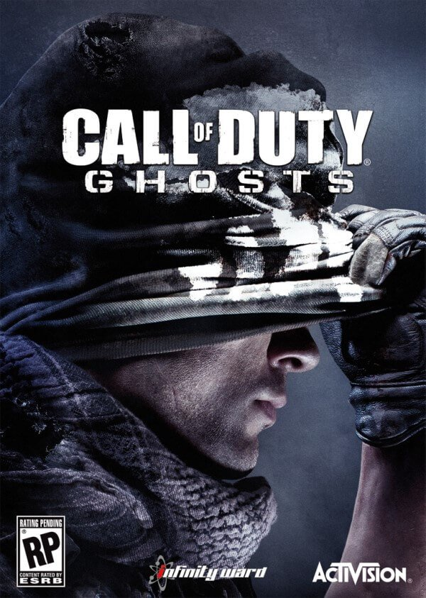 call of duty ghosts released on november 5, 2013