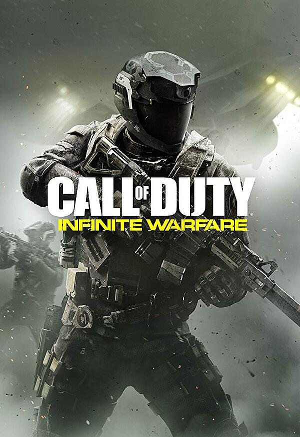 call of duty infinite warfare released on november 4, 2016