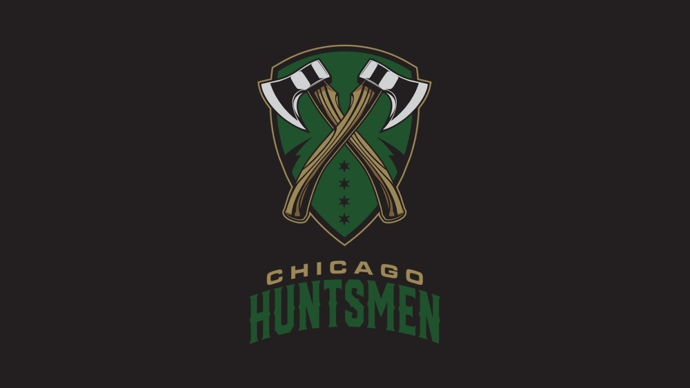 Chicago Huntsmen logo