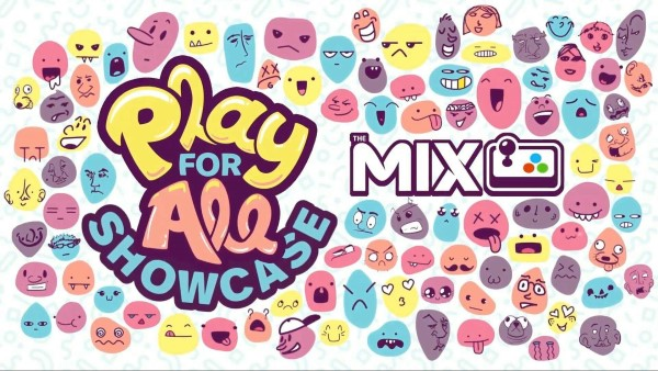 GameSpot and The Mix's E3 2021 Play For All Showcase takes place on Tuesday, June 15 at 3:35 PM PT / 6:35 PM ET.