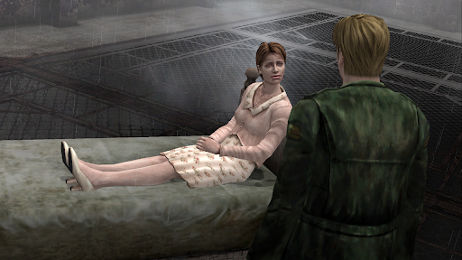 james and mary from silent hill 2