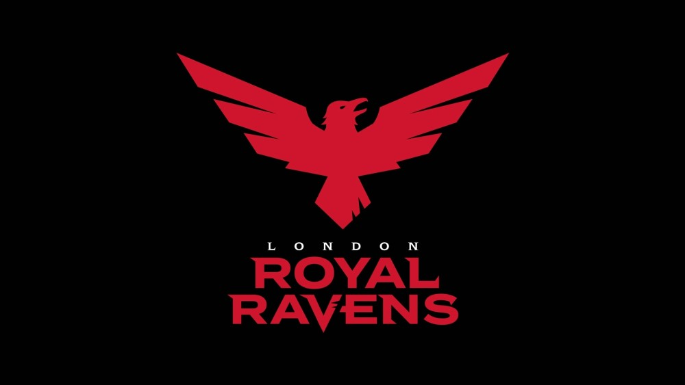 London Royal Ravens logo