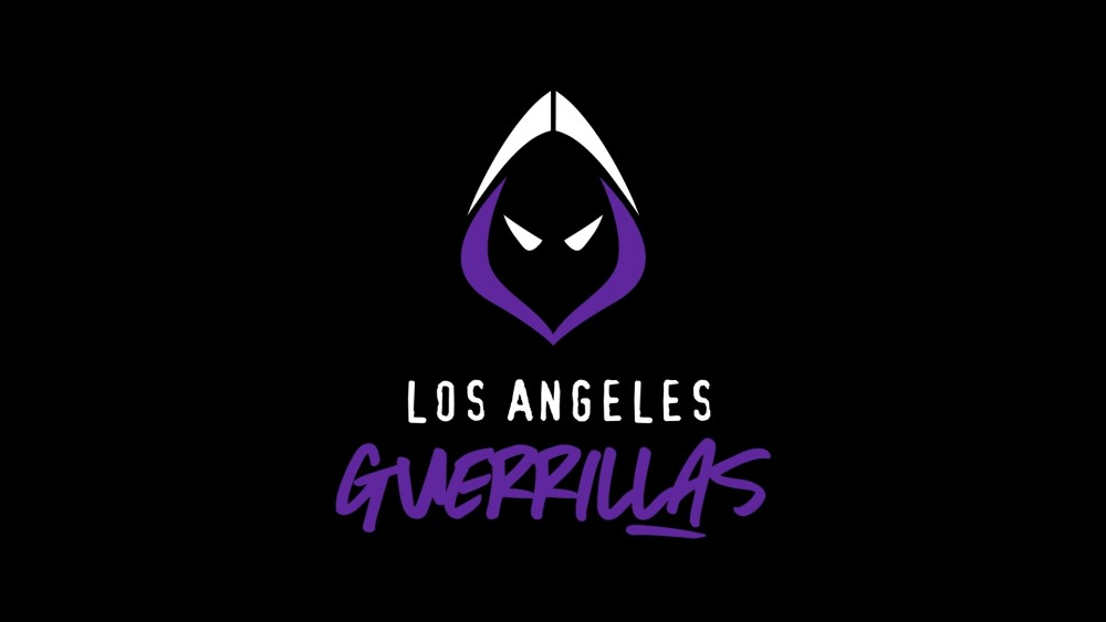 Los Angeles Guerrillas logo