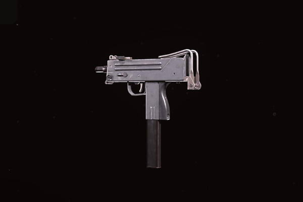MAC-10 SMG in Call of Duty Warzone