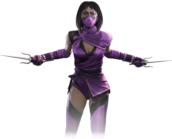 Mileena from MK11 Kombat Pack 2.