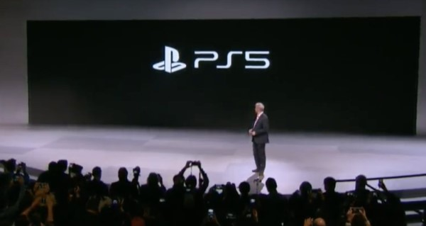 playstation 5 logo reveal ces 2020