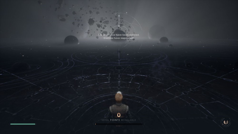 star wars jedi fallen order 0 skill points available