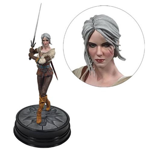 the witcher 3 wild hunt ciri figure
