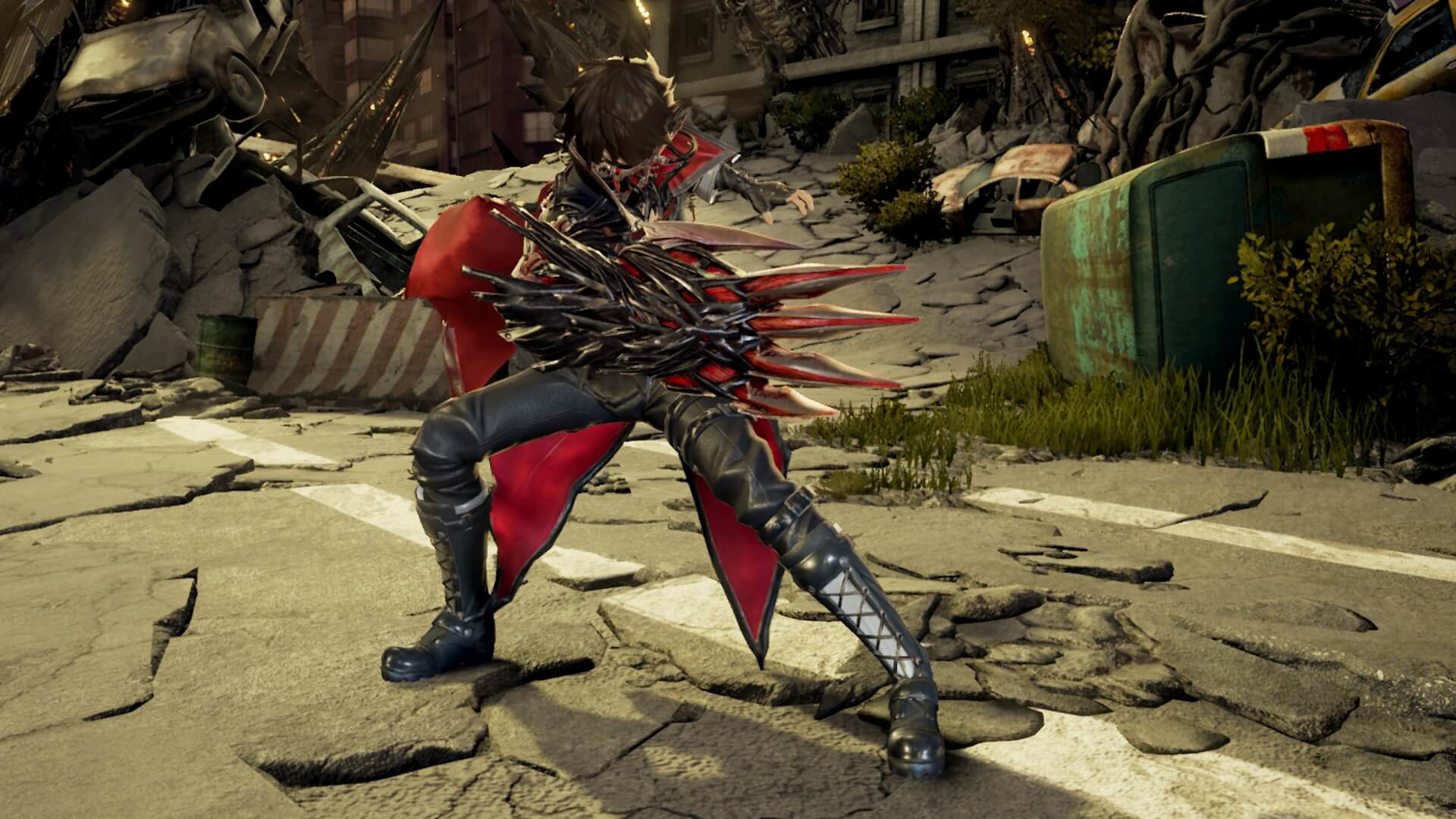code vein blood code