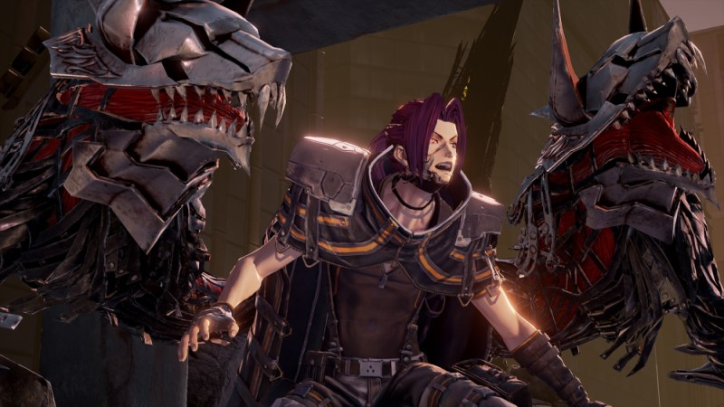 Code Vein blood veil