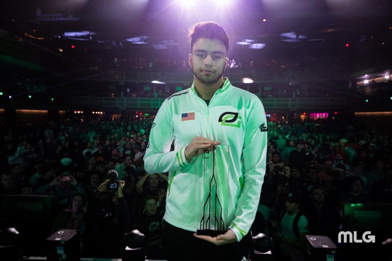 dashy from optic gaming