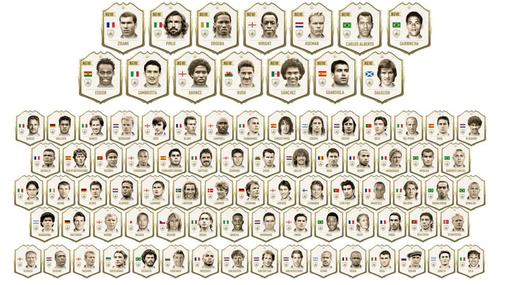 fifa 20 fut icons full roster