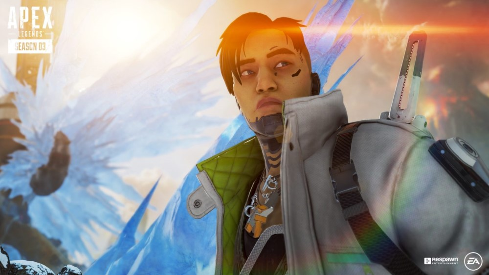 Park Tae Joon AKA Crypto from Apex Legends Season 3