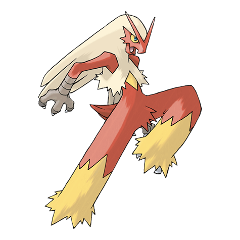 pokemon blaziken