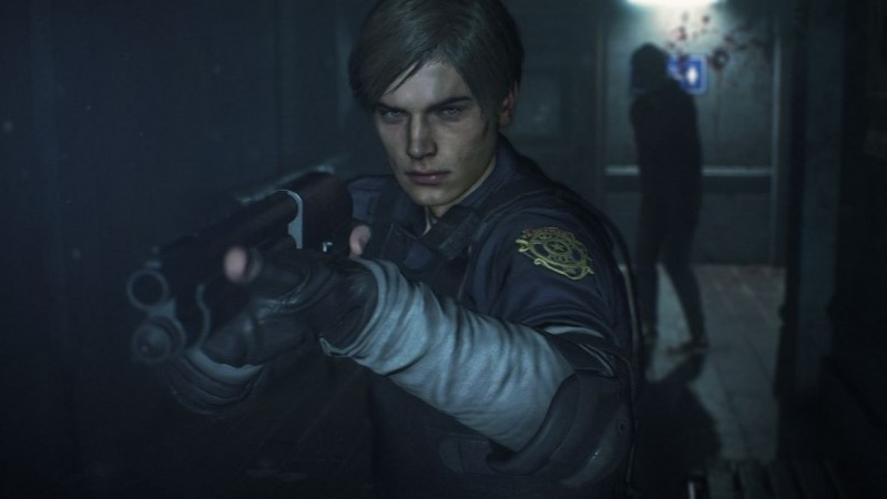 resident evil 2 by capcom