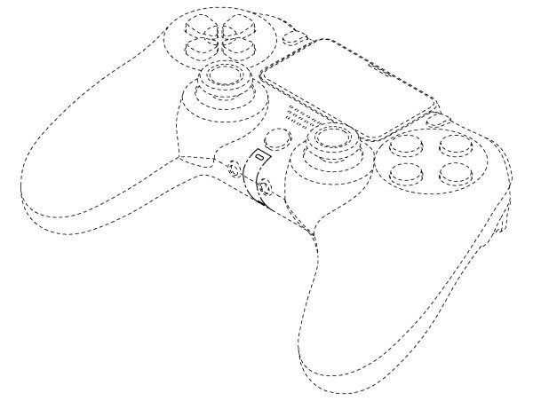 sony playstation 5 controller japanese patent office