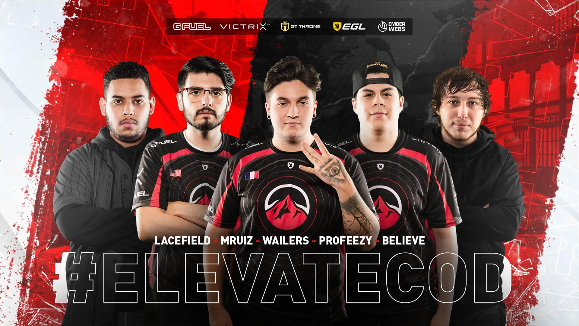 team elevate cwl champs