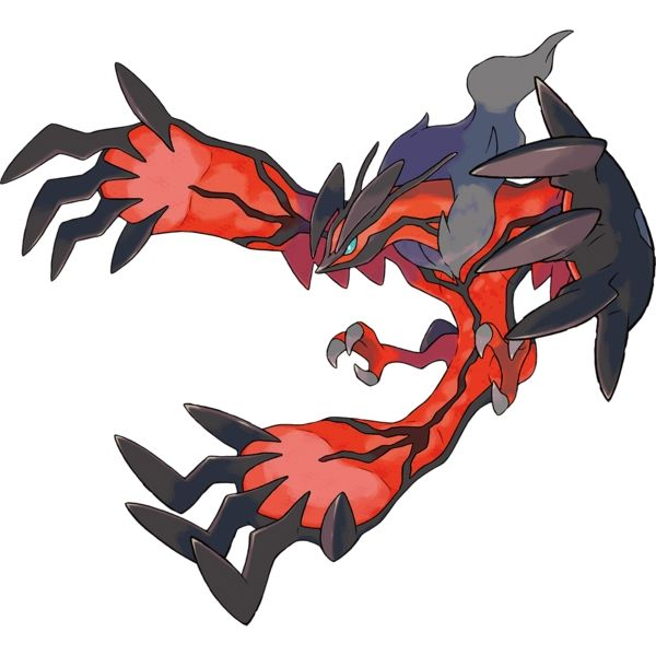yveltal pokemon